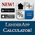 LenderApp - Mortgage Calculator